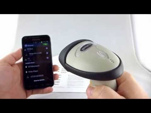 inateck bcst 10 wireless bluetooth barcode scanner manual
