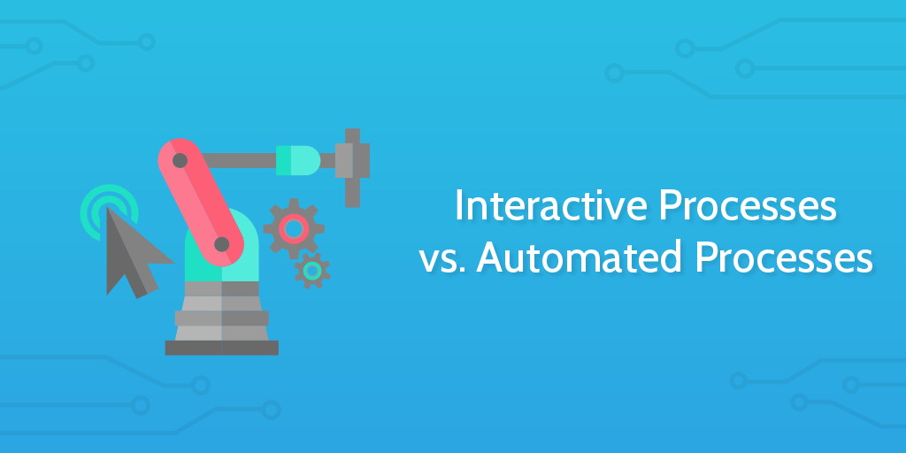 manual vs automated business processes