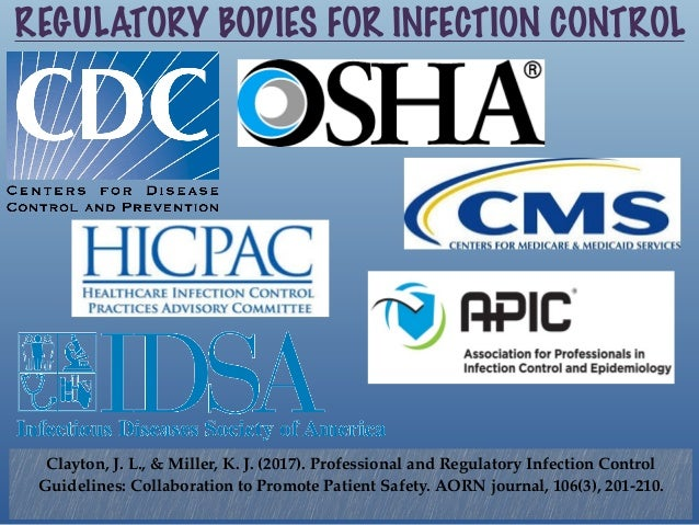 national infection prevention and control manual